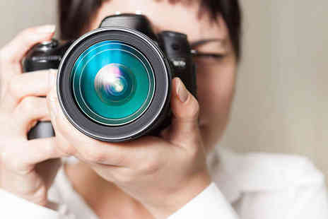 TipTop Photography - Half Day Introduction to Digital Photography Course - Save 68%