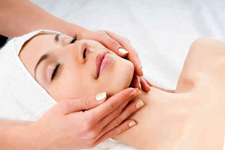 Angel Sourced Holistics - 70 min Dermalogica facial - Save 69%