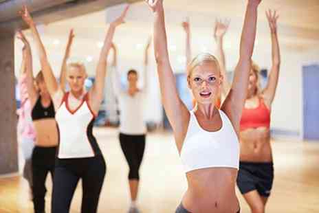 Pink Ladies Studios - Choice of Womens Fitness Classes - Save 78%