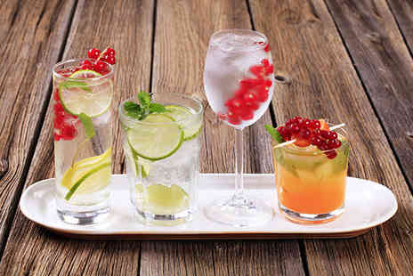 Rangos - Four cocktails and a sharing platter between 2 people - Save 68%