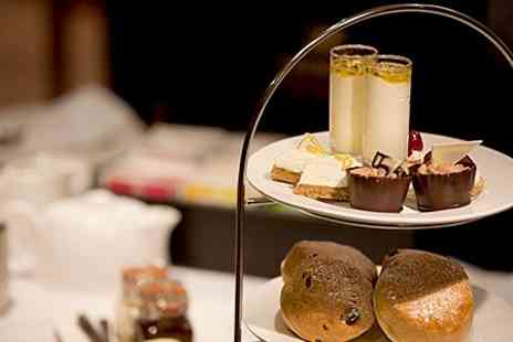 Apollo Hotel - Afternoon Tea For Two With Prosecco and Spa Access - Save 45%