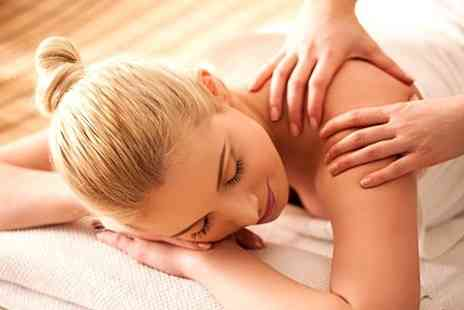 Harps Hair & Beauty Salon - One Hour Full Body Massage - Save 50%