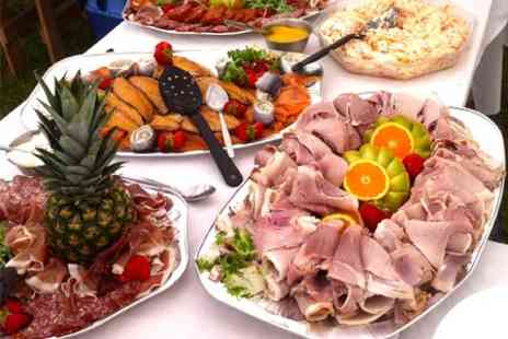 Pauls the Catering Company - Catering For Up To 25 People - Save 30%