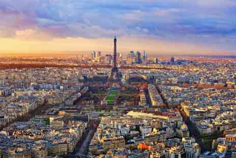 Short Breaks - In Paris One Night Stay With Eurostar Tickets For Two - Save 38%
