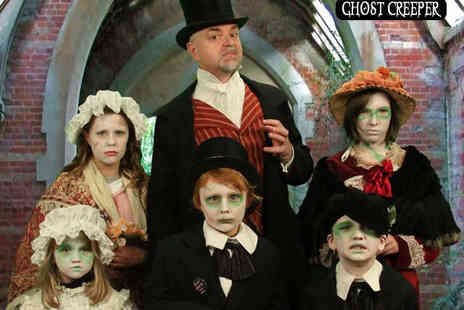 Ghost Creeper - 75 Minute Ghost Creeper Tour of York for Two Adults - Save 50%