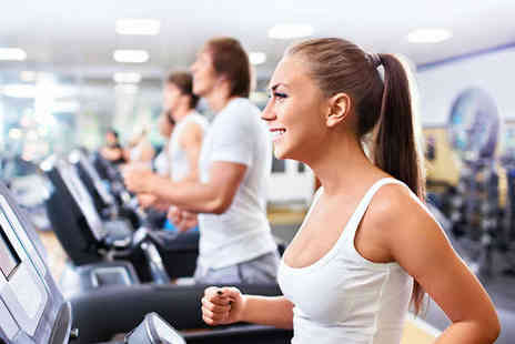 Burns Fitness - Ten Day Passes to Gym and Classes - Save 89%