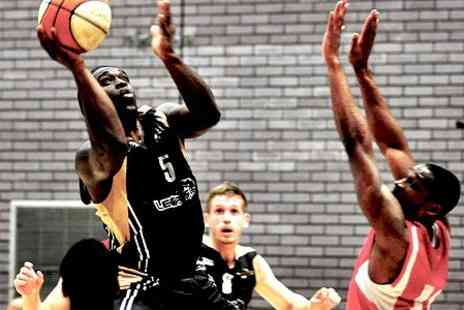 Essex Leopards Basketball - Tickets For One - Save 38%