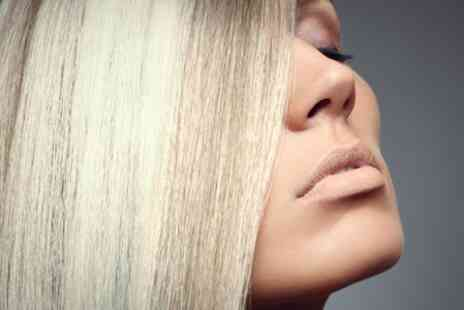 Karda Beauty - Half Head Highlights or Full Colour With Cut and Conditioning Treatment - Save 76%