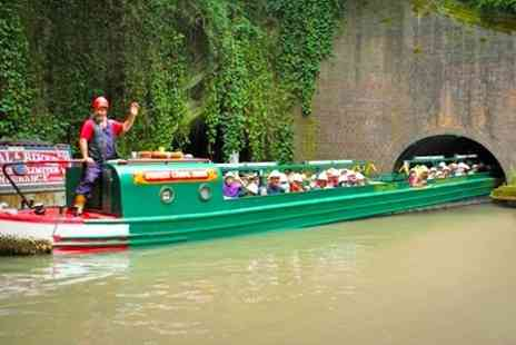 Dudley Canal Trust - Historic Canal Tour For Two - Save 50%