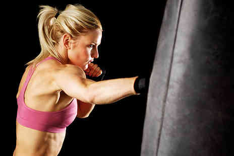 Boxit Boot Camp - Ten boxing boot camp classes - Save 70%