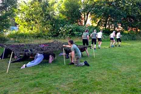 Mud Boot Camp - 10 Sessions Bootcamp - Save 70%