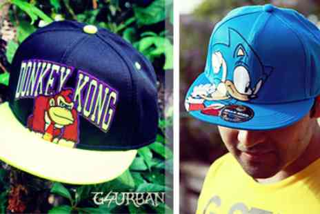 G4urban Planet - Cartoon Snapback - Save 75%