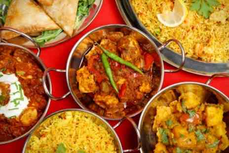 Mister Singhs - Seven Dish Indian Taster Menu For Two - Save 57%