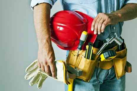 K.L Home Improvements - Two Hours of Handyman Labour - Save 24%