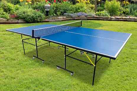Edco - Table tennis table - Save 49%