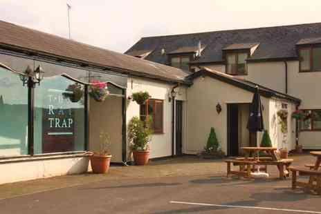 The Rat Trap Inn - In Wales Two Nights Stay For Two - Save 49%