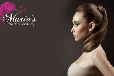 Marias Hair and Beauty  - Beautiful Party Hair - Save 50%