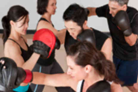 ARO Fitness Kick Boxing - Ten Anytime Kickboxing Classes with Gym Use - Save 69%