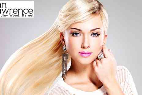 Alan Lawrence Hairdressers - Full Head Highlights Cut and Blow Dry - Save 66%