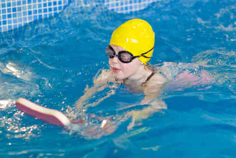 JEM Swimming - Eight Week Child's Swimming Course - Save 54%