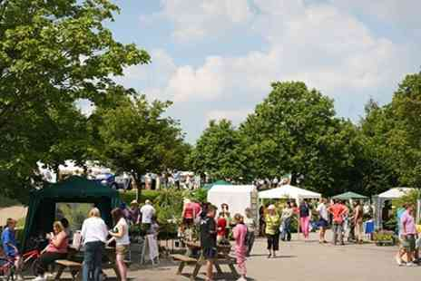 Bewl Water Kent - Mid Kent Food Festival Entry For Two - Save 50%