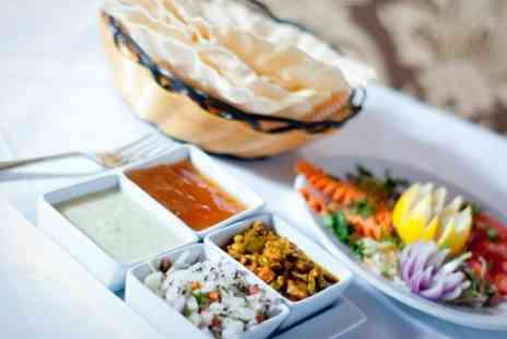 Priya Comtemporary Indian Restaurant - Indian Three Courses and Coffee For Two - Save 73%