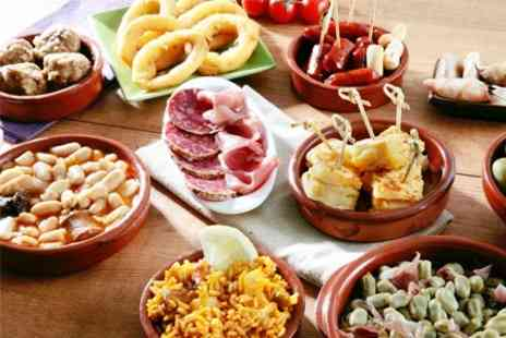 House Chester - Six Tapas Dishes For Two - Save 47%