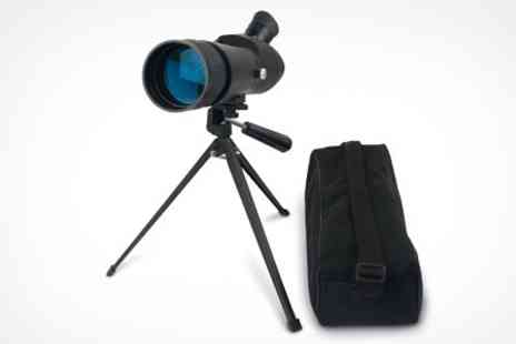 James Russell - Portable Spotting Scope - Save 55%
