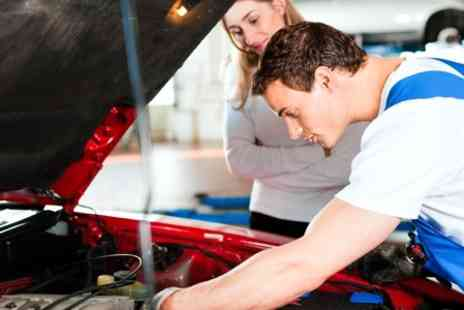 Westfield Service Station - Car Air Conditioning Inspection With Re Gas - Save 62%