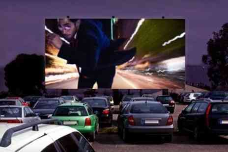 Route 66 Drive in Cinema - Route 66 Drive In Cinema Entry With Popcorn and Drinks - Save 51%