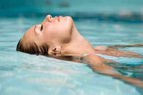 Lilypad Spa - One Flotation Therapy Session - Save 60%