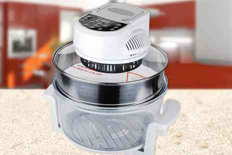 InProducts - 12 litre Digital Halogen Oven - Save 77%