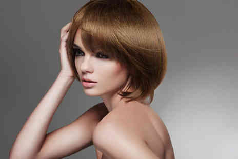 Cutting It - Full head of colour plus a washcut and blow dry with an Expert Stylist - Save 85%