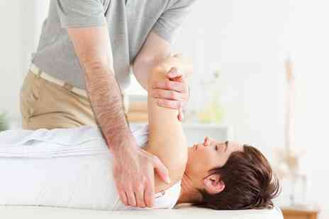 Physio Medicine - Sports or body massage with a physiotherapist plus joint and spinal assessment - Save 50%