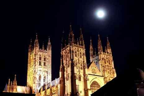Canterbury Ghost Tours - Canterbury Ghost Tour Tickets For Two - Save 50%