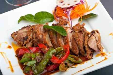Ruen Thai - Two RuenThai Course Meal Plus Rice or Noodles For Two - Save 50%