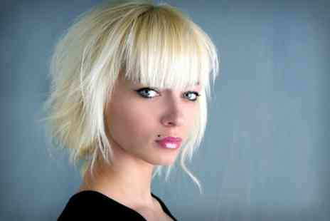 Pure Hair & Beauty - Full Head Colour Plus Cut and Blow Dry - Save 50%