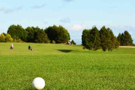 Looe Golf Club - Day of Golf For Two for £40 at Looe Golf Club - Save 52%