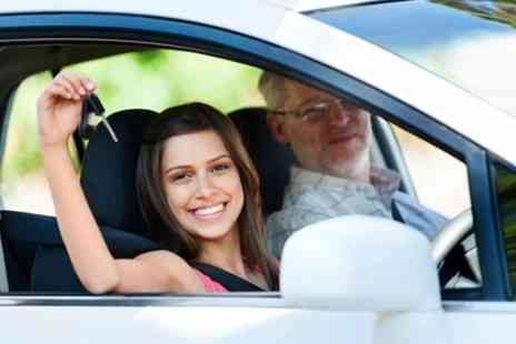 Driving Centre UK - Three Hour Young Drivers Course - Save 71%