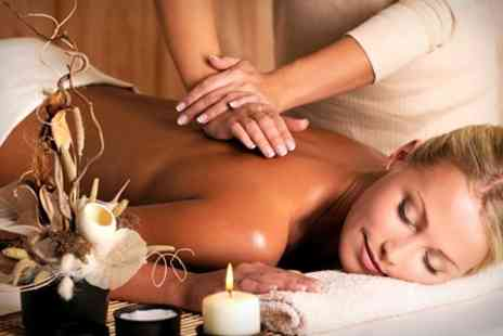 Elegant Hair and Beauty - One Hour Aromatherapy Massage - Save 40%