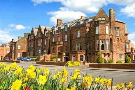 The Cairndale Hotel - In Dumfries Two Night Stay For Two With Breakfast and Spa Access - Save 38%