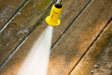 DK Cleaning Services - Power Hose Cleaning for Porch - Save 52%