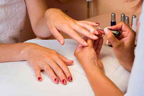 Utopia Hair and Beauty - Shellac Manicure - Save 52%