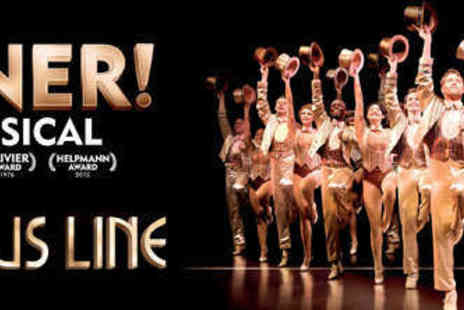 A Chorus Line - Top Price Ticket to see A Chorus Line - Save 50%
