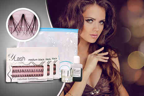 Vivre International - Home Y Lash eyelash extensions kit - Save 50%