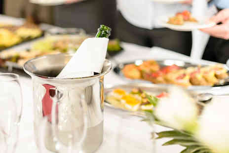 The Hilton Hotel - All you can eat Champagne breakfast for Two - Save 57%