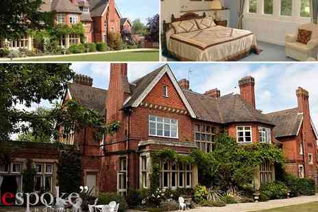 Bespoke Hotels - Two Night Break at the Cantley House Hotel in Berkshire - Save 40%