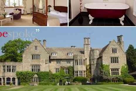 Bespoke Hotels - Two Nights in a Manor House Hotel in Stroud - Save 50%