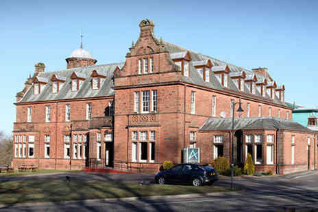 Aston Hotel Dumfries - Two night stay for 2 including breakfast - Save 56%