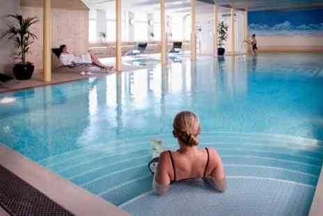 New Lanark Mill Hotel - Spa Day With Beauty Treatments Lunch and Wine for One - Save 53%